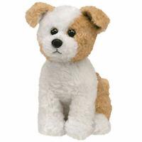 TY Beanie Baby - CORKY the Dog (6 inch) - MWMTs Stuffed Animal Toy