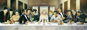 Schmidt - 1000 PIECE PANORAMIC JIGSAW PUZZLE - The Famous Dinner