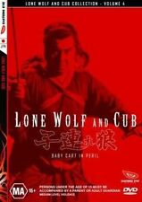 Lone Wolf & Cub 04 - Baby Cart In Peril (DVD, 2005)