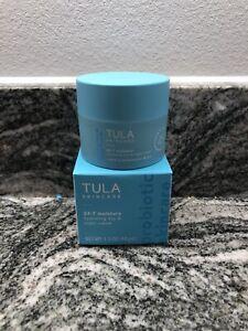 TULA SKINCARE (24-7 Moisture) Hydrating Day & Night Cream. 1.5oz NEW!