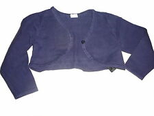 H & M tolle Kurz Jacke / Bolero Gr. 92 blau !!
