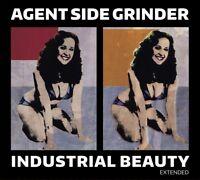 "Agent Side Grinder ""Industrial Beauty (Extended)"" [2CD Digipack, 2016, NEU]"