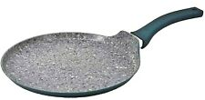 "11"" Aluminum Non Stick Pizza Pan with Induction Bottom, 3-Layer Granite Coating"