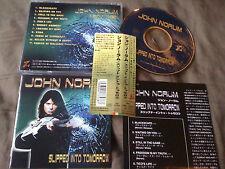 JOHN NORUM, EUROPE / slipped into tomorrow /JAPAN LTD CD OBI