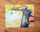 Calvin and Hobbes Autumn Tree Mouse Pad