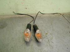 honda cbf  125   rear  flashers