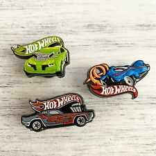Hot wheels Collectible Car Croc Shoe Charms JIBBITZ Rodger Dodger Muscle Atone