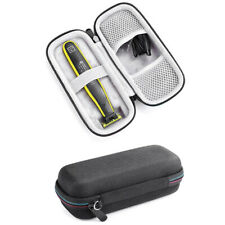 Hard Case Trimmer Shaver Pouch Travel Organizer Carrying Bag One Blade JR S4