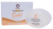 Glutathione + Collagen Soap by TatioActive DX