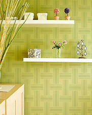Mumbai Allover Stencil - LARGE - Sturdy and Reusable Wall Stencil for DIY Decor