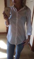 ladies Massimo DUTTI cotton office shirt, casual, sz 8
