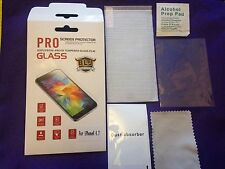 iPhone 4/4S Tempered Glass (Pack of 2) Screen Protector 100% Genuine 9H+ UK