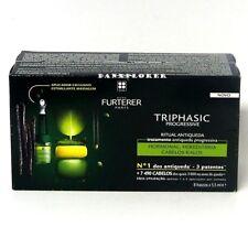 RENE FURTERER 8 VIALS TRIPHASIC VHT REG HAIR LOSS PROGRAMME 8x5.5ml
