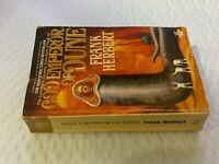 Frank Herbert God Emperor of Dune Vintage 11983 Berkley Paperback