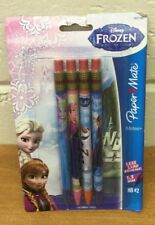Brand New Papermates Disney Frozen Mechanical Pencils 1.3mm 4 Pack