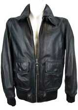 Avirex Hip Length Leather Coats & Jackets for Men