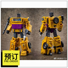 New Transformers toy Ocular Max MMC OX PS-15 Fraudo G1 Bruticus Swindle instock