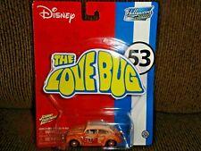 Johnny Lightning Disney Hollywood On Wheels Herbie The Love Bug Taxi Volkswagen