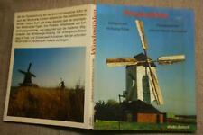 Fachbuch Windmühlen, Müller, Windenergie, Arten, Bau, Nutzung, 1981