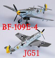 Easy Model 1/72 Germany BF-109E-4 4/JG51 #37281