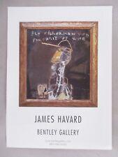 James Havard Art Gallery Exhibit PRINT AD - 2003
