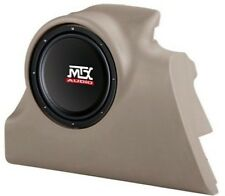 "MTX ThunderForm Ford FOCUS Zx3 / Zx5 2000-2007 12"" Custom Box w MTX Sub!"