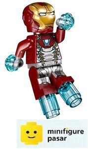 sh405 Lego Marvel Super Heroes 76083 - Iron Man Mark 47 Armor Minifigure - New