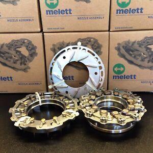 Original Melett UK Turbo Turbocharger Variable VNT Nozzle Ring GT2056V GT2256V