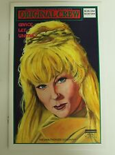 Star Trek Janice Rand Grace Lee Whitney Original Crew Personality Comics