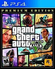 Grand Theft Auto V Premium Online Edition - Sony PlayStation 4