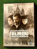 I DEMONI DI SAN PIETROBURGO (2008) un film di Giuliano Montaldo - DVD USATO - 01