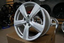 New 17 inch 5X112 7.5J ET35 C5 RS6 AVANT STYLE alloy wheels SILVER for AUDI rims