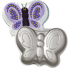 Butterfly Cake Tin - Wilton Novelty Pan - Fairy Flower Cake NEW