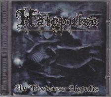 HATEPULSE - in extenso letalis CD