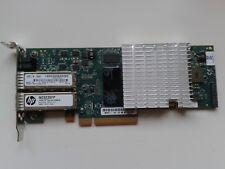 HP 593717-B21 NC523SFP 2x SFP+PCIe 2.0x8 10GB Server Adapter 2-Port Low Profile