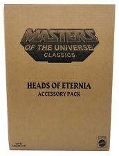 Heads of Eternia Accessory Pack MASTERS OF THE UNIVERSE Classics MOTU Mattel