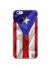 Puerto Rico Flag Boricua iPhone 4S 5S 5c 6S 7 8 X XS Max XR 11 Pro Plus Case ip4