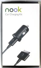 Barnes & Noble Car Charging Kit for Nook HD & HD+ (Sync Cable + USB Car Adapter)