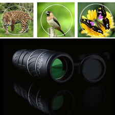 PANDA Day & Night Vision 40x60 HD Optical Monocular Hunting Camping Hiking Teles