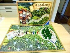 Ravensburger Sagaland Spiel des Jahres 1982 ? vollständig