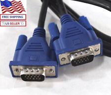 New! VGA to VGA 6 Foot Cable !!!FAST FREE SHIPPING!!!