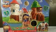 *~ NEW MIKE THE KNIGHT GLENDRAGON CASTLE PLAYSET FISHER PRICE WITH 3 LEVELS! ~*