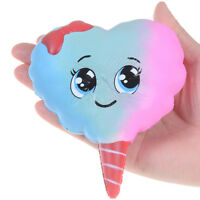 Squeeze Lovely Cotton Candy Slow Rising Heat Scented Stress Relief Toy Gift FT