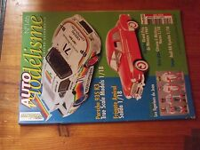 $$$ Revue Auto modelisme N°146 Porsche 935 K3Fregate AmiralGP Monaco 1969