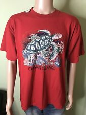 Men's And1 Basketball Cayman Island T Shirt Size Large