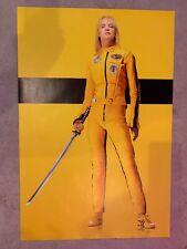 """Kill Bill movie poster 20""""x30"""" - Quentin Tarantino, Uma Thurman"""