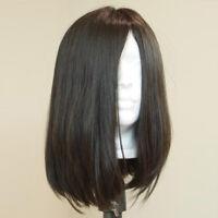 100% European Human Hair Kosher Wig Shevy Cap Natural Scalp None Lace Jewish wig