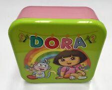DORA THE EXPLORER KIDS SANDWICH LUNCH BOX BY ZAK DESIGNS.95