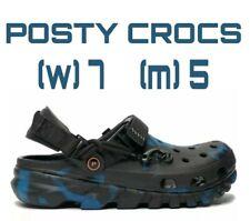 Post Malone X Crocs Size 7 Womens/ 5 Mens*Free Shipping *