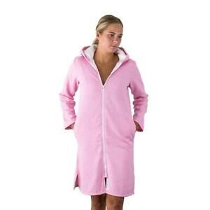 SAMMIMIS Positano Adult Terry Hooded Towel - Pink - 100% Cotton